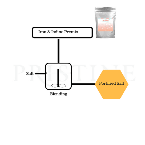 Salt Fortification Process