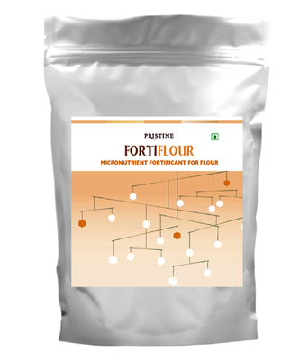 Pristine Fortiflour - Flour fortification premix for rice, maize and wheat fortification