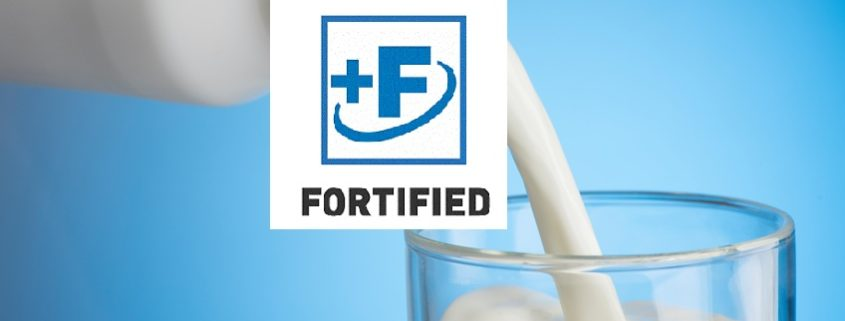 what is fortified milk