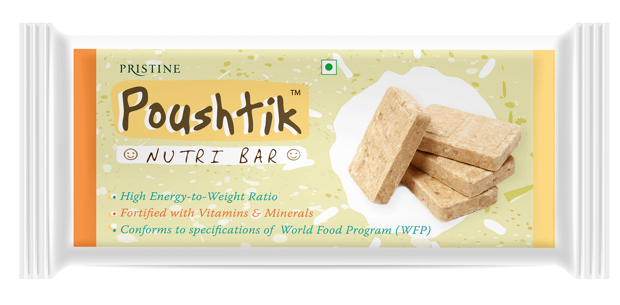 RUTF Biscuit (Bar) for the severe acute malnutrition (SAM) treatment - Pristine Premixes